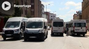 Kénitra - Municipalité PJD - Bus - Minibus - Transport urbain