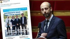 candidate voilée LREM