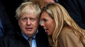 Boris Johnson - Carrie Symonds - mariage secret - Royaume-Uni - Grande-Bretagne