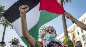 Manifestation Palestine