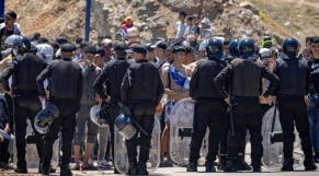 Mineurs marocains Sebta