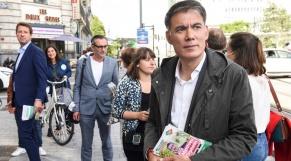 France - Régionales - Yannick Jadot - Parti Socialiste