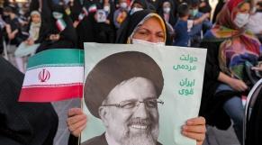 Iran - Présidentielle - Ebrahim Raïssi vainqueur - Téhéran