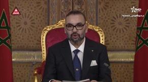 Roi Mohammed VI - Discours du Trône - 31 juillet 2021 - 22e anniversaire -