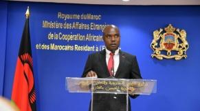 Eisenhower Nduwa Mkaka - Malawi - ministre Affaires étrangères