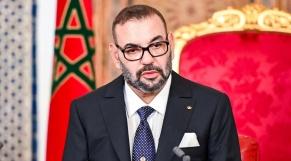 Mohammed VI - discours du trône 2021 - 22e anniversaire