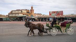 Marrakech - Tourisme - Pandémie - Crise - Relance tourisme - Eté 2021 - Touristes - Maroc