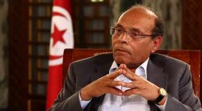 Vidéo. Tunisie: Marzouki dénonce un projet de coup d'État de son successeur Kaïs Saïed
