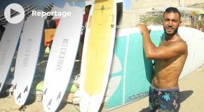 Surf - Rabat - Plage - Planches de surf - Surfer -