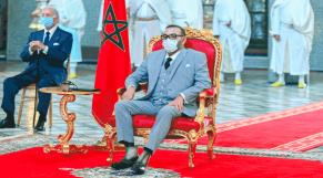 Roi Mohammed VI - Vaccin anti-Covid-19 marocain - Palais Royal de Fès
