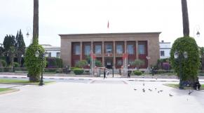 Parlement marocain Rabat