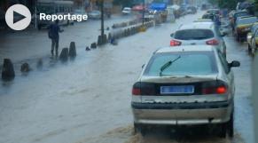 Vidéo. Sénégal: la première pluie de la saison et c'est le calvaire à Dakar