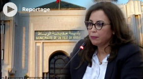 cover - Asmaa Rhlalou - maire de Rabat - budget