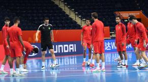 Equipe nationale de Futsal