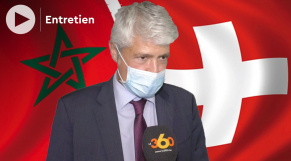 Cover Vidéo - L'ambassadeur Suisse au Maroc félicite le royaume pour la réussite des élections