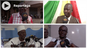 Vidéo. Mali: des partis politiques et associations militent pour la prolongation de la transition politique