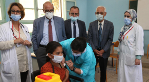 Campagne de vaccination - adolescents - Fès - Comité scientifique
