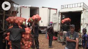 Vidéo. Mauritanie: le marché reste bien approvisionné en fruits et légumes venus du Maroc