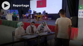 cover - prison Aïn Sebaâ 1 - vaccination - covid-19