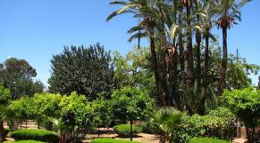 Marrakech espaces verts