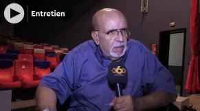cover - Omar Azzouzi - comédien