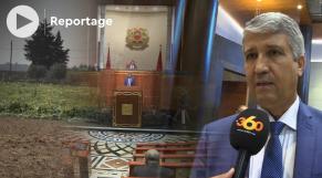 cover - Mohammed Sadiki - ministre de l'Agriculture
