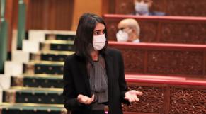 Nadia Fettah Alaoui - Parlement - Questions orales - Ministre de l Economie et des finances