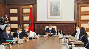 Conseil de gouvernement Akhannouch