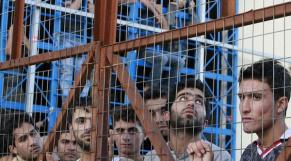 Migrants marocains en Grèce
