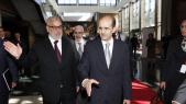 Assises Ntionales sur la Fiscalité  skhirat 29 Avril 2013  abdelilah benkirane 1 er Ministre Idriss Azami Al idrissi ministre delegue economie finances