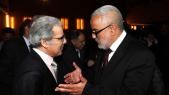 Assises Ntionales sur la Fiscalité  skhirat 29 Avril 2013  abdelilah benkirane 1 er Ministre et abdellatif jouahri gouverneur banque du maroc
