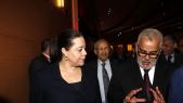 Assises Ntionales sur la Fiscalité  skhirat 29 Avril 2013  abdelilah benkirane 1 er Ministre et Myriam bensalah CGEM