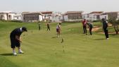 Golf Casa Green Bouskoura 20 Avril 2013