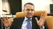 Lahbib Choubani PJD  ministre chargé des relations avec le parlement
