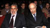 Abdelilah Benkirane  1ER Ministre  et Driss Jettou ex 1er Ministre