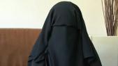 femme avec nqiab