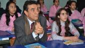 El Ouafa à l'école