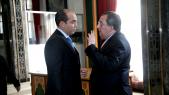 Ali Fassi Fihri et Mohamed Ouzzine