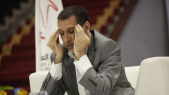 Meeting jeunesse du PJD - 31 août 2013 - Saad Eddine Othmani sérieux