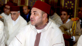 Mohammed VI roi priere