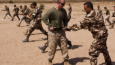 Militaires Maroc-USA. Exercrice Africom