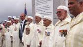 Hommage aux goumiers marocains de Corse