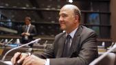 Pierre-Moscovici-ministre francais de l'économie et des finances