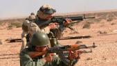 Armée maroc