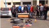 Cover vidéo arrestation d'un gang de voleurs de voiture