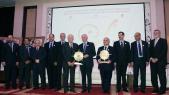 Conférence de presse à Marrakech des initiateurs du prix Averroès