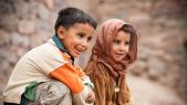 Enfants Maroc