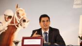 SOREC Conf De Presse  Grand Prix de Sa Majesté Le Roi Mohammed VI .un invité d'honneur  LE PUR SANG ANGLAIS