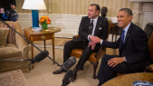 Mohammed VI Barack Obama