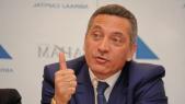 Moulay Hafid Elalamy ministre de l'Industrie, du Commerce, de l'Investissement et de l'Economie numérique